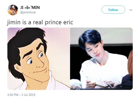 The Little Mermaid remake: BTS's Jimin to play Prince Eric? | Metro News