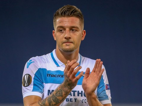 Lazio offer hope to Manchester United over Sergej Milinkovic-Savic transfer