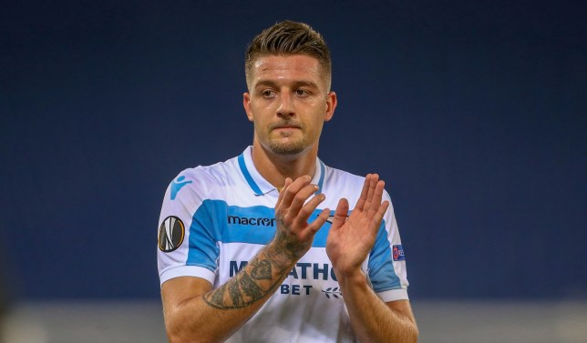 Sergej Milinkovic-Savic is on Manchester United's radar