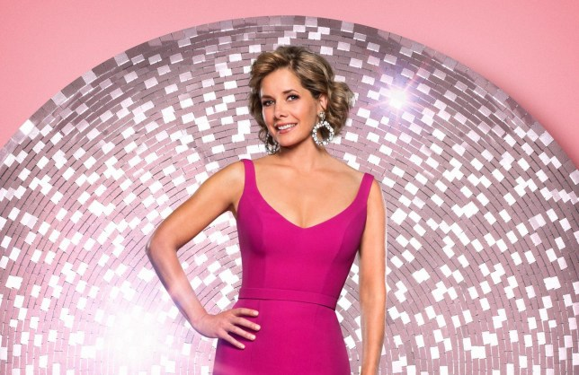 Television Programme: Strictly Come Dancing 2018. Dame Darcey Bussell - (C) BBC - Photographer: Ray Burmiston