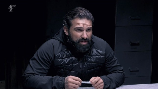 Ant Middleton on SAS who dares wins