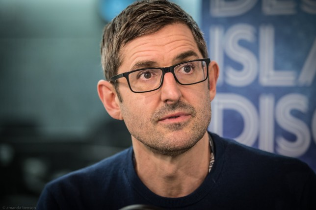 Louis Theroux on desert island discs