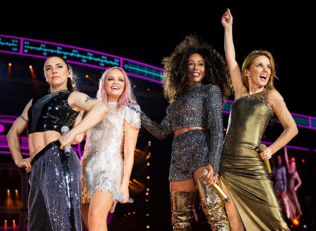 Spice Girls 'in contact' with Victoria Beckham as they begin 'recording new material'