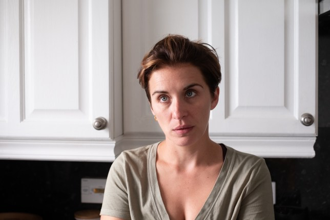 Vicky McClure in I Am Nicola