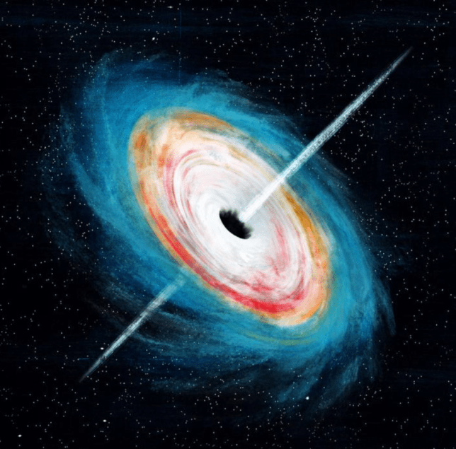 Supermassive black holes can form and become monsters 'very