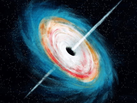 Supermassive black holes can spring to life and grow to a monstrous size 'very, very quickly'