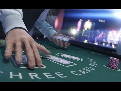 GTA Online casino reopens debate on in-game gambling