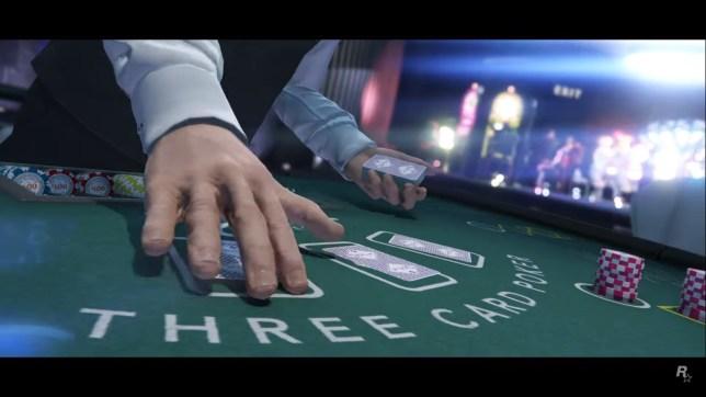 GTA Online - gambling that doesn't count as gambling