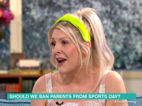 This Morning viewers outraged as mum wants to ban sports day