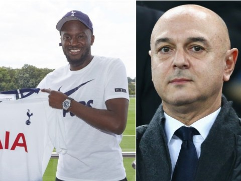 Daniel Levy was determined to push through Tanguy Ndombele's £65m Tottenham move before rivals could steal deal