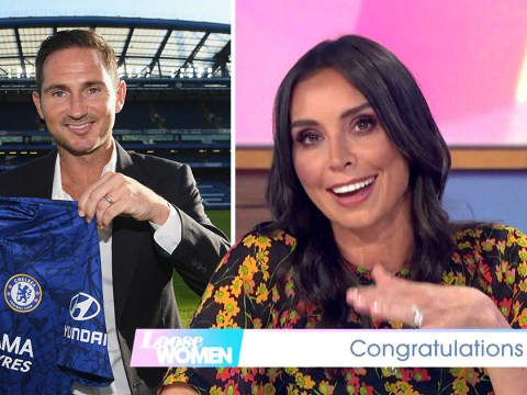 Christine Lampard praises husband Frank as he becomes Chelsea manager: 'He's back to where it all began'