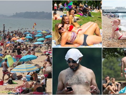 Heatwave breaks record for hottest July day in history