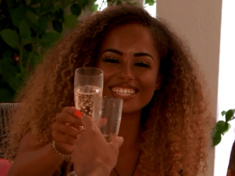 Love Island's Amber Gill cracks on with new boy Greg O'Shea after Michael Griffiths admits he still has feelings