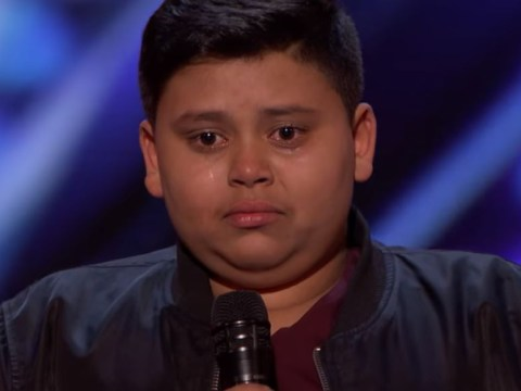 America's Got Talent recap: Julianne Hough gives final golden buzzer to 12-year-old singer Luke Islam
