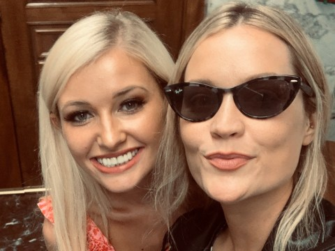 Love Island's Amy Hart pictured for the first time since heartbreaking exit over Curtis Pritchard split – by Iain Stirling's girlfriend Laura Whitmore
