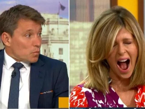 Ben Shephard and Kate Garraway left gasping after eating new Armageddon chilli live on air