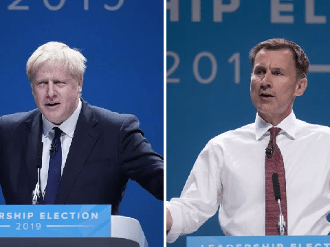For EU citizens Boris Johnson and Jeremy Hunt are equally terrifying