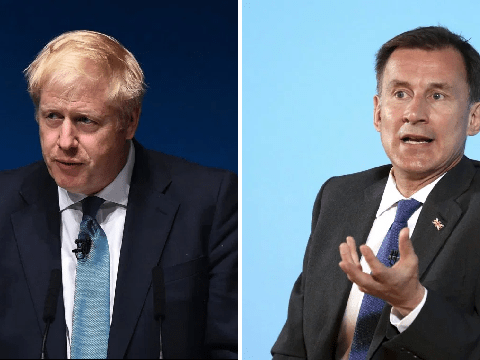 What time is the Tory leadership debate as Boris Johnson and Jeremy Hunt go head to head?