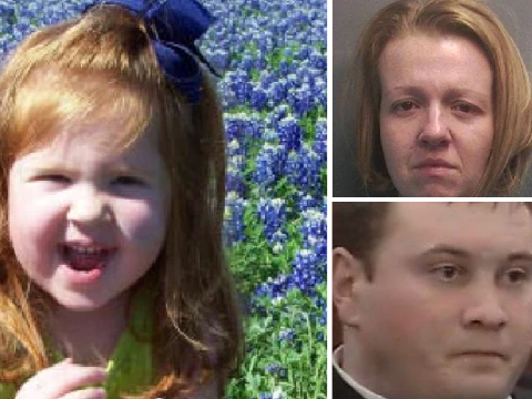 Mom who let boyfriend rape and murder daughter, 4, wants to be freed from jail