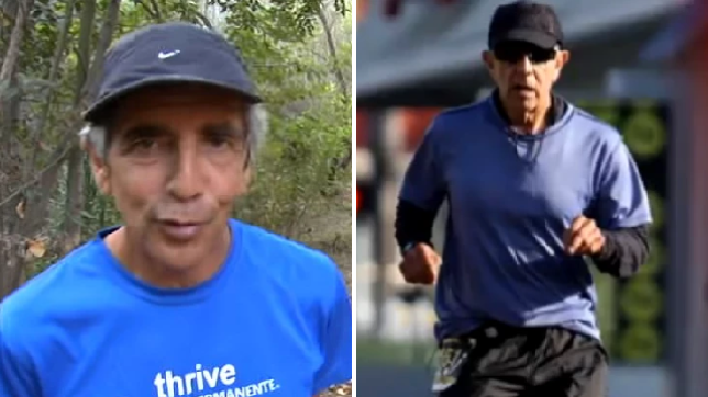 Dr Frank Meza died by suicide less than a week after he was disqualified from the LA Marathon after organizers ruled that he'd cheated by taking a huge shortcut