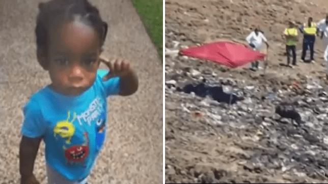 Cedric Jackson, Dallas, Aunt, landfill, died, Texas