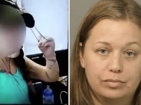 Mother arrested for 'filming daughter secretly lick equipment at doctor's surgery'