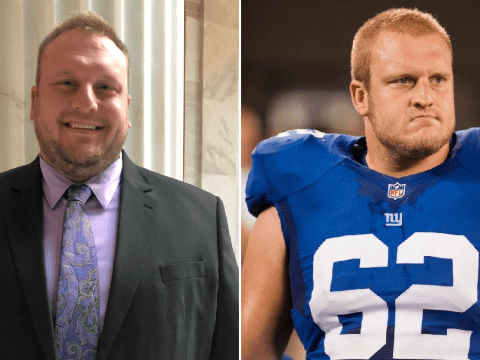 Former NFL star Mitch Petrus dies of suspected heat stroke aged just 32