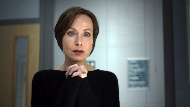 Connie is bereft in Casualty