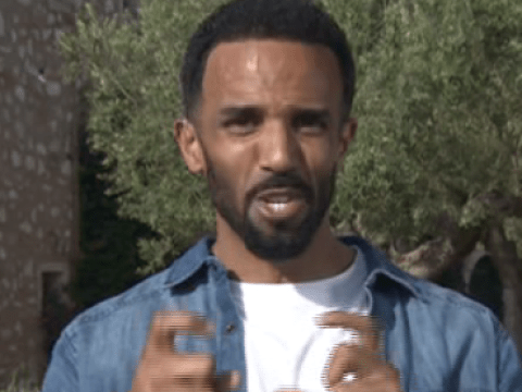Craig David wants to slow-mo walk into the Love Island villa like Caroline Flack on Sunday