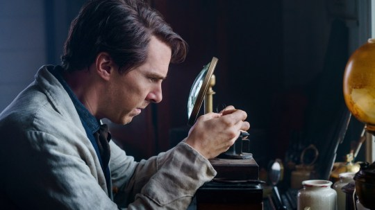 Benedict Cumberbatch's The Current War is a tonally jumbled