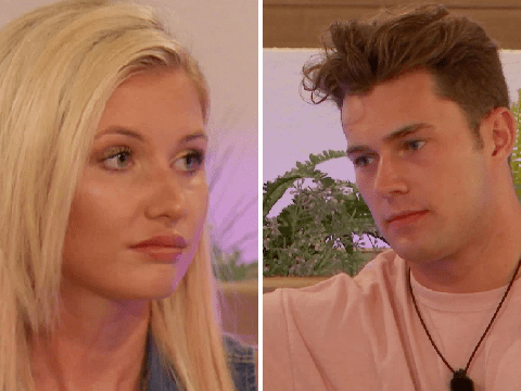 Love Island's Curtis Pritchard's uncle thinks Amy Hart's criticism of him is 'unfair'