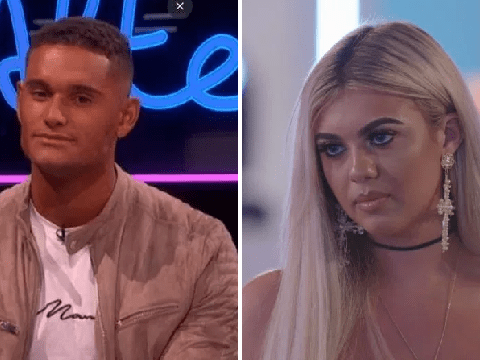 Love Island's Danny Williams brands Belle Hassan 'aggressive' after explosive argument with Anton Danyluk