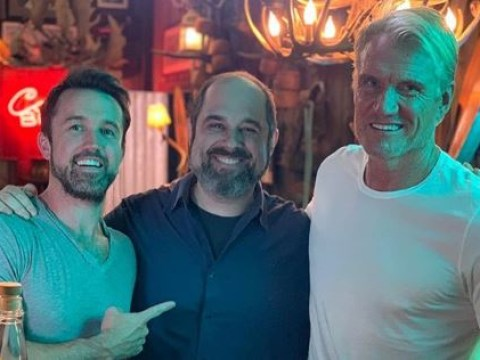 It's Always Sunny's Rob McElhenney teases Dolph Lundgren cameo in season 14 – but is he the scientist who smells crime?