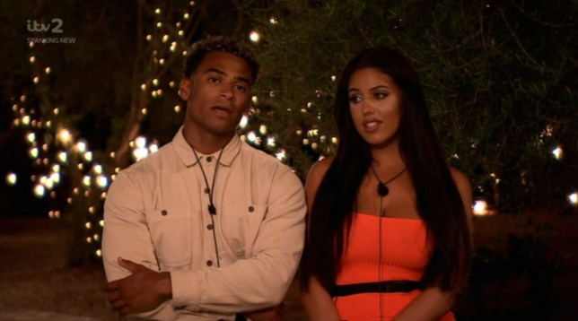 Who left Love Island last night: Two coupled get dumped before final