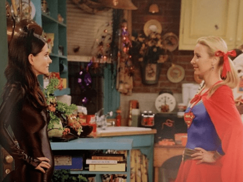 Courteney Cox makes epic Friends reference as she wishes Lisa Kudrow happy birthday