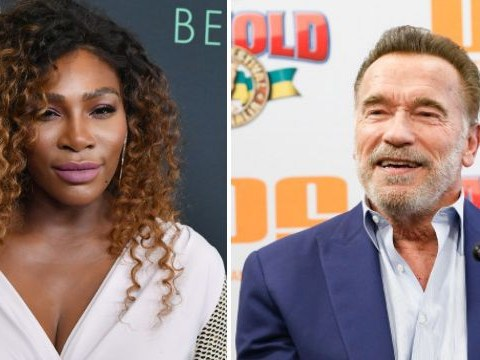 Arnold Schwarzenegger and Serena Williams land Snapchat shows and we're already obsessed