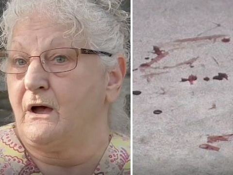 Kidnapping victim turned up covered in blood on shocked woman's doorstep