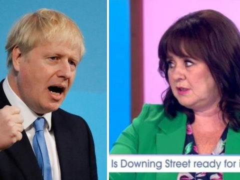 Loose Women's Coleen Nolan 'embarrassed' after Boris Johnson is elected as new Prime Minister