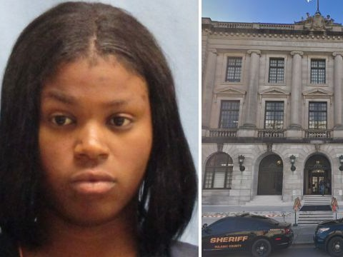 Mother snapped her own baby's bones after her 'boyfriend cheated on her'
