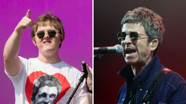 Lewis Capaldi Noel Gallagher