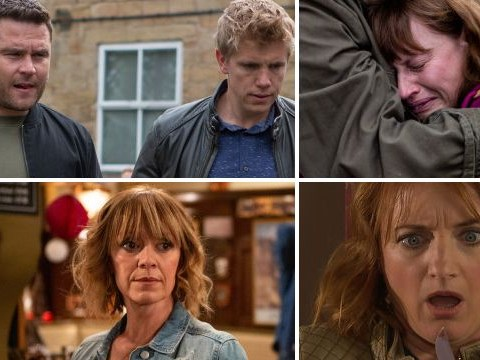 10 Emmerdale spoilers: Dawn's rape terror, death tragedy for Lydia and Rhona's huge decision