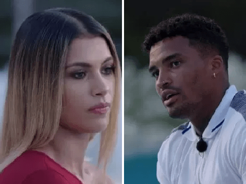 Love Island spoilers: Joanna Chimonides accuses Michael Griffiths of still having feelings for Amber Gill