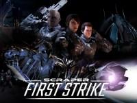 Scraper: First Strike key art