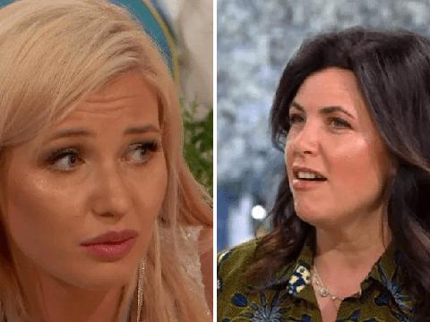 Kirstie Allsopp accuses Love Island's Amy Hart of 'misinterpreting' bizarre flight feud: 'I'm so easy going'