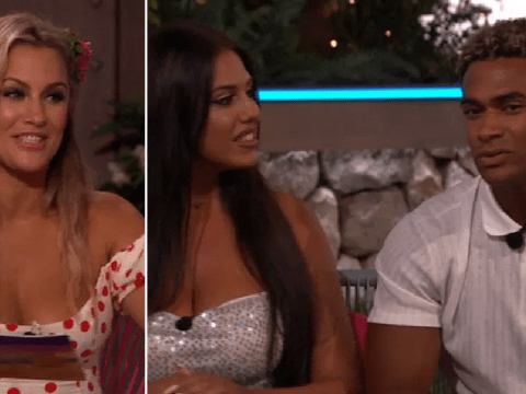 Love Island's Jordan Hames is roasted over sharing a bed with Jourdan Riane on Aftersun
