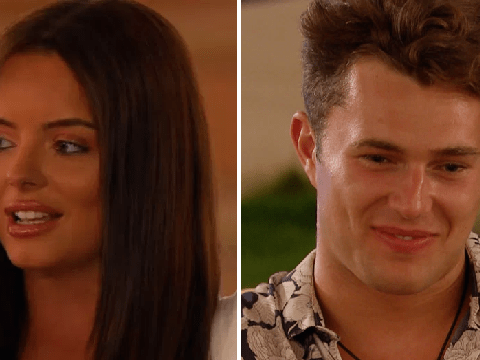 Remember when Love Island's Curtis Pritchard slid into Maura Higgins' DMs?