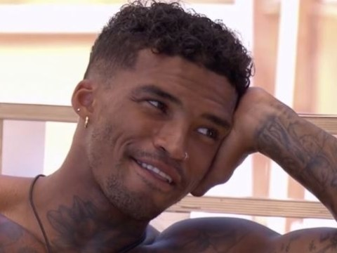 Love Island's Michael Griffiths' horrified face is priceless as Joanna admits she's imagined their kids