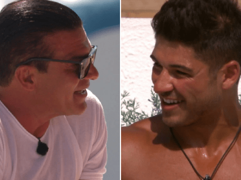 Love Island star Belle Hassan's dad 'has bed prepared' for when Anton Danyluk comes to stay as he admits he gave 'fit' checkout girl fake number