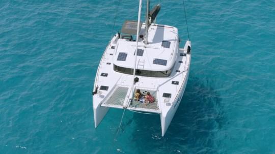 love island yacht