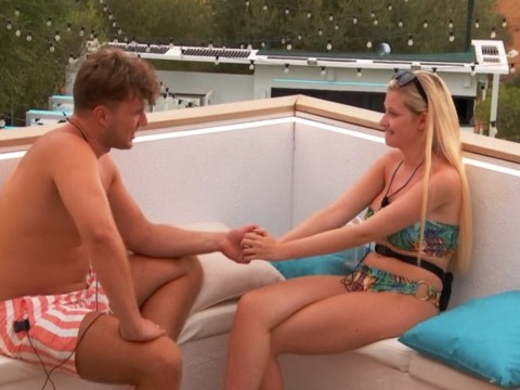 Love Island or Lie Island 2019 episode six: Curtis Pritchard's body language tells full story of Amy Hart's exit